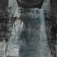 Alfonso Mena, Sin titulo (2020). Óleo en lino