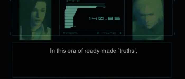 Ready-Made Truths
