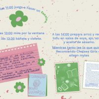 Camila González enL/M/M/J/V/S/D(2020). Imagen cortesía de nohacernada.org