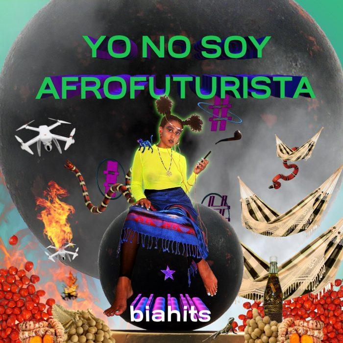 I AM NOT AN AFROFUTURIST