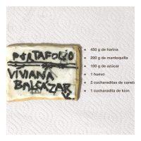 Viviana Balcazar en PDF (2020). Imagen cortesía de Abrir Galería